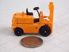 Vintage Tomica Forklift Truck Fd30 Yellow 1974 Metal Made in Japan #3299