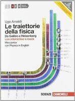 LE TRAIETTORIE DELLA FISICA 1, Amaldi, Zanichelli, 9788808140951