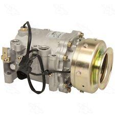 For Mitsubishi Montero Sport 1997-2004 A/C Compressor Four Seasons 78487