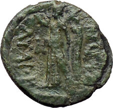 Thracian King Kavaros 230BC RARE Ancient Greek Coin Nike Apollo Cult  i30665