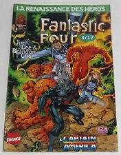 Fantastic Four # 4 [Heroes Reborn] VF Marvel France 1998
