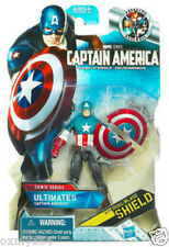 2011 Captain America Comic Series 01 Ultimates!
