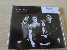 PARAMORE that's what you get  2TR  ISRAEL israeli PROMO CD SINGLE