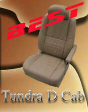 2000-2011 Toyota Tundra - NEW Leather Interior Package