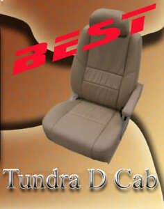 2000-2021 Toyota Tundra - NEW Leather Interior Package