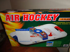 AIR HOCKEY 2 PLAYER AIR SUSPENSION SYSTEM AGE 4+ NEW IN BOX