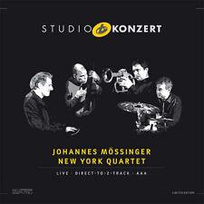 JOHANNES MÖSSINGER - New York Quartet - Studio Konzert (180g)    LP