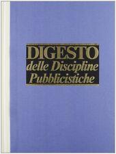 Digesto. Discipline pubblicistiche. Vol. 8 - [UTET]