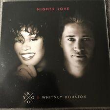 KYGO FT WHITNEY HOUSTON - HIGHER LOVE -NEW GENUINE 13 REMIX BRAZILIAN PROMO CD