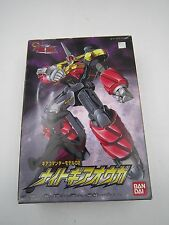 Anime Gear Fighter Dendoh Knight Gear Oger Plastic Model Kit Bandai Japan
