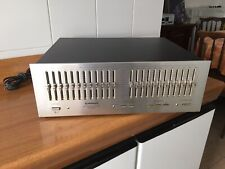 Pionner  Graphic Equalizer SG-9800