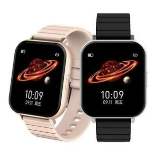 Waterproof Sports Smart Watch Bracelet Heart Rate BP Thermometer Android IOS Z3