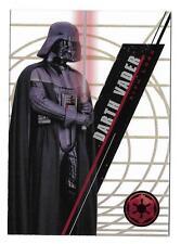 2016 Topps Star Wars High Tek SW-2 Darth Vader Pattern 5 Fourm 1