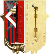 QUINSAC, LTN, 108° Promotion EOR EAA, Artillerie, Balme 3837 (9369)
