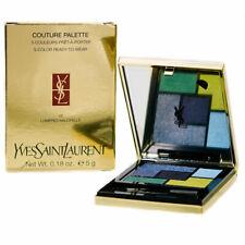 Yves Saint Laurent Blue Eyeshadow Palette 10 Lumieres Majorelle - Damaged Box