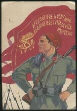 1935 - 3 Reggimento Bersaglieri