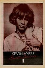 Kevin Ayers UK LP advert 1975