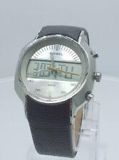Diesel DZ4038 men's watch analog/digital solid stainless steel  DZ-4038 10 ATM