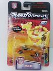Transformers R.E.V. Robots in Disguise RID Spychangers Hasbro NOC Level 1 2001