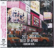 APINK-2011-2014 BEST OF APINK (KOREAN VER.)-JAPAN CD F56