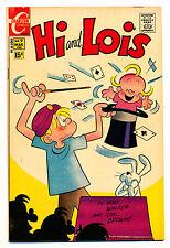 Hi and Lois #9 (Charlton) FN7.0