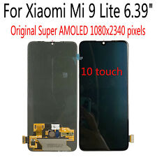 "Original Super AMOLED For Xiaomi Mi 9 Lite 6.39"" LCD Display Touch Screen"