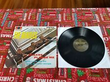 The Beatles lp record PLEASE PLEASE ME, Parlophone Black and Gold Label 2012
