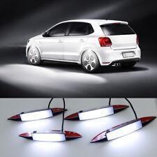 4x AUTO LED Unterboden Beleuchtung Innenbeleuchtung Neonlicht Farbwelchsel Dekor