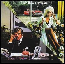 10CC - HOW DARE YOU D/Remastered CD w/BONUS Trk ~ ART FOR ART'S SAKE 70's *NEW*