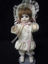 "10"" Artist Made Porcelain Toddler  Doll"