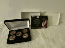 NEW MUHAMMAD ALI STATE QUARTERS 5 COIN SET 1942-2016