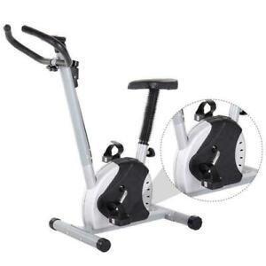 Exercise Bike Fitness Indoor Body Building Training GYM Bike Stationary 160KG UK