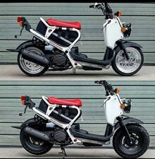 Honda Ruckus Front Drum Hub 4x90 Bolt Pattern 10mm Axle Brakes Zoomer Wheels 12