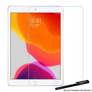 Film de protection 2.5D Verre trempé pour Apple iPad 10.2 2020