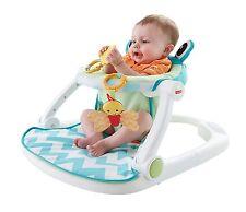 Indoor Living Seat Floor Sit Up Me Fisher Baby Portable Chair Deluxe Pad Frog