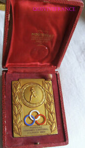 MED8456 - MEDAILLE POMPIERS CONGRES NATIONAL DOURGES 1969