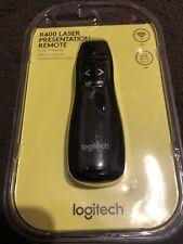 LOGITECH R400 Wireless Presenter -Brand New Sealed