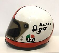 Casco Super Ago                                   Agv X 3000/s Giacomo Agostini