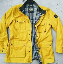 BELSTAFF Roadmaster WaxCotton, Hell-Senfgelb/Bright Mustard Yellow, 58, Top!