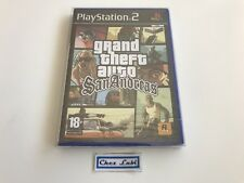 GTA Grand Theft Auto San Andreas - Sony PlayStation PS2 - PAL FR - Neuf Blister