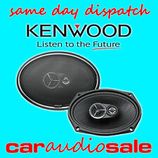 "KENWOOD KFC-X693 6""X9"" INCH 300W 3 WAY COAXIAL SPEAKERS SAME DAY DISPATCH"