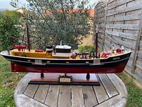 Tintin - Maquette du Bateau Sirius - Le Trésor de Rackham le Rouge 60cm - EO