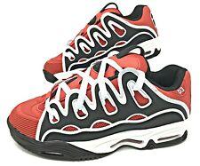 Osiris D3 2001 Red/Black/White Skateboarding Shoes Men's Size 12 ( 1141607 )