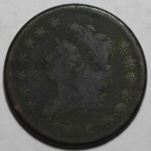 1812 Large Cent BG101