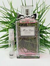 Miss Dior Rose N'Roses Eau de Toilette Authentic SAMPLE Travel Spray Size 5 ml