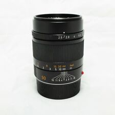 Leica Summarit-M 90mm F2.5