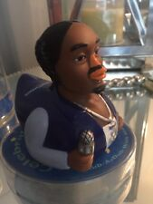 SNOOP DOGG Doggy RUBBER DUCK! CELEBRIDUCKS! 2002! BRAND NEW! RARE! Dog