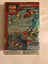 MEGA BLOKS 1973 Iron Man 2 MARK IV Collectible DIY