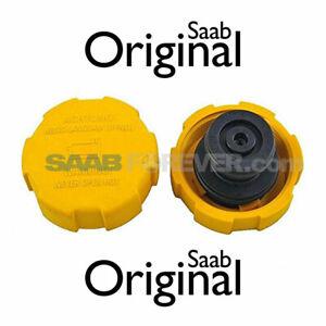 NEW SAAB 9-3 Coolant Reservoir Cap 2003-2011 TANK CAP GENUINE OEM 9202799