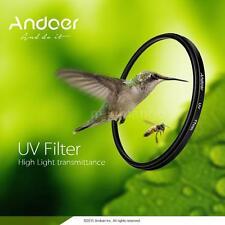Andoer 77mm UV+CPL+Close-Up+4+Star 8-Point Circular Polarizer Filter Kit I8VP